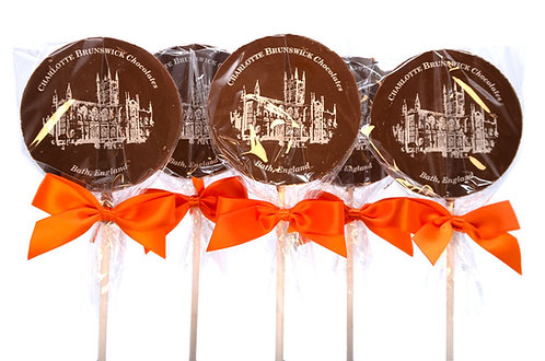Chocolate Lolly ~ Bath Abbey