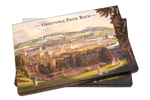 Chocolate Bars - Bath Panorama