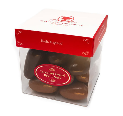 Chocolate Coated Brazil Nuts