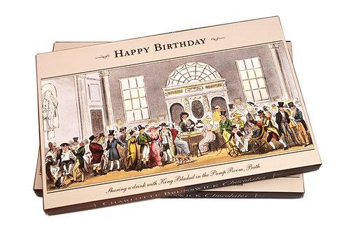 Chocolate Bars - Happy Birthday