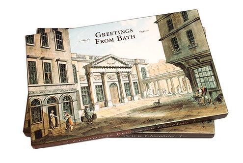Chocolate Bars - Abbey Square