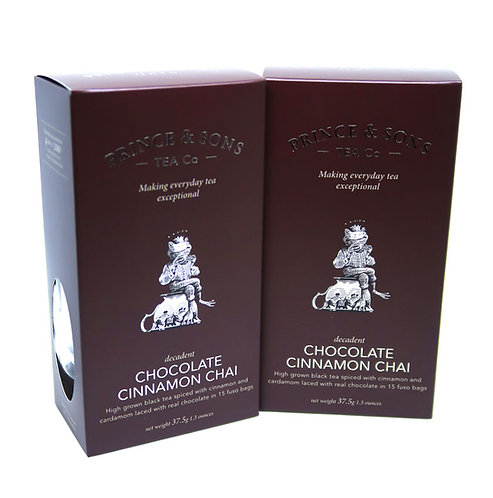 Tea - Chocolate Cinnamon Chai