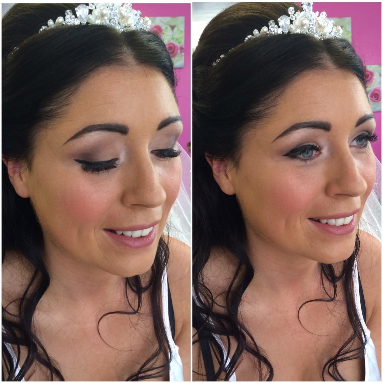 Bridal Make Up Lake District