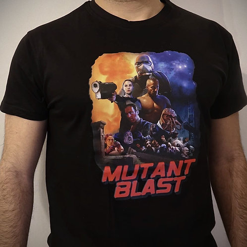 T-Shirt | POSTER OFICIAL