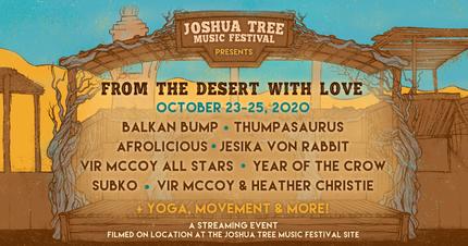 Joshua Tree Music Festival 2020