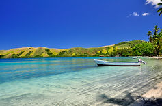 Perfect Beach - Viani Bay Resort - Dive Academy Fiji