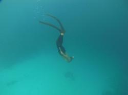 Freediving Jone