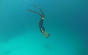 Jone Waitaiti Freediving