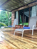 Private Decking - Viani Bay Resort - Dive Academy Fiji