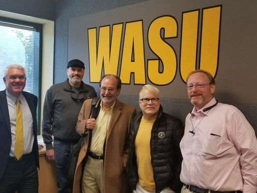 WASU Alumni Takeover Day