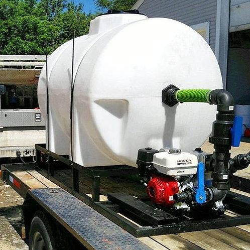 Henderson 425 Gallon Hydroseeder