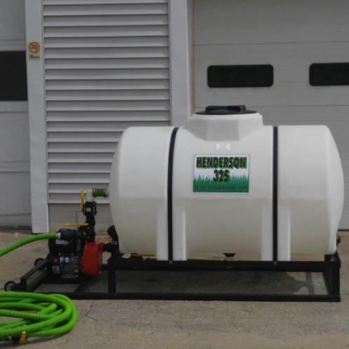 Henderson 325 Gallon Hydroseeder