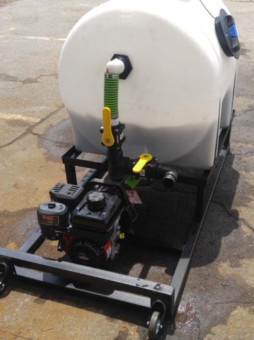 Henderson 125 Gallon Hydroseeder