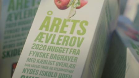 Årets Ævlerov