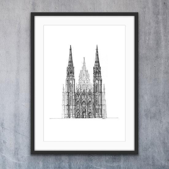 German Gothic Church
