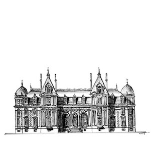 Chateau de Neuflize, France