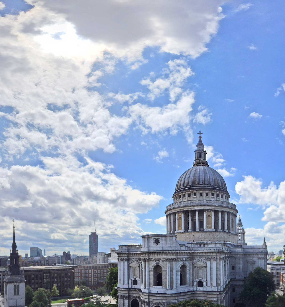 St Pauls Cathedral, Dome