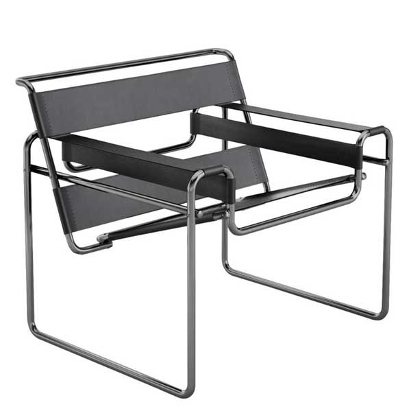 The Wassily Chair - Model B3 - Marcel Breuer