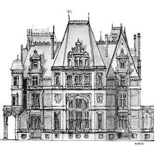 Chateau a Montbazon