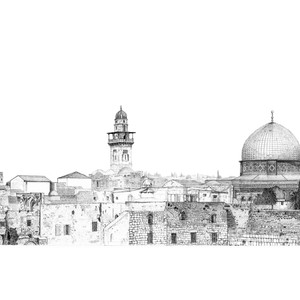 Dome of the Rock, Temple Mount, Old City of Jerusalem