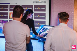 """Touchscreen 32"""" Messe Event"""