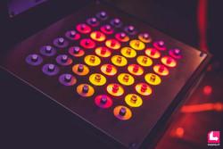 elektronisches Vier Gewinnt Buzzer
