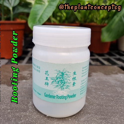 Rooting Powder (Great for Plant Propagation!)