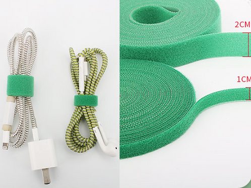 Hold it Together aka Green Velcro (1m)