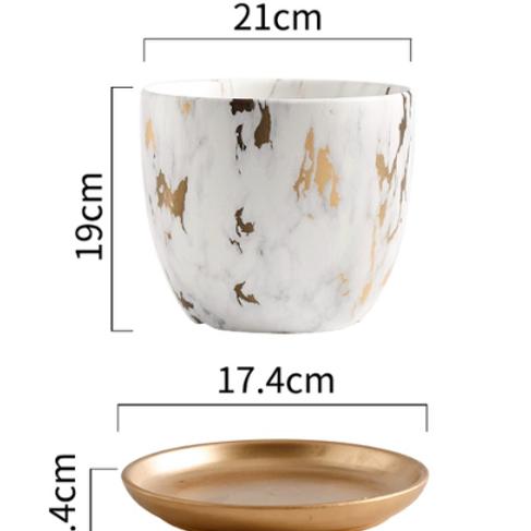 Nordic Ceramic Pot