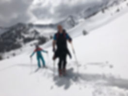 Ski Touring in the Wasatch