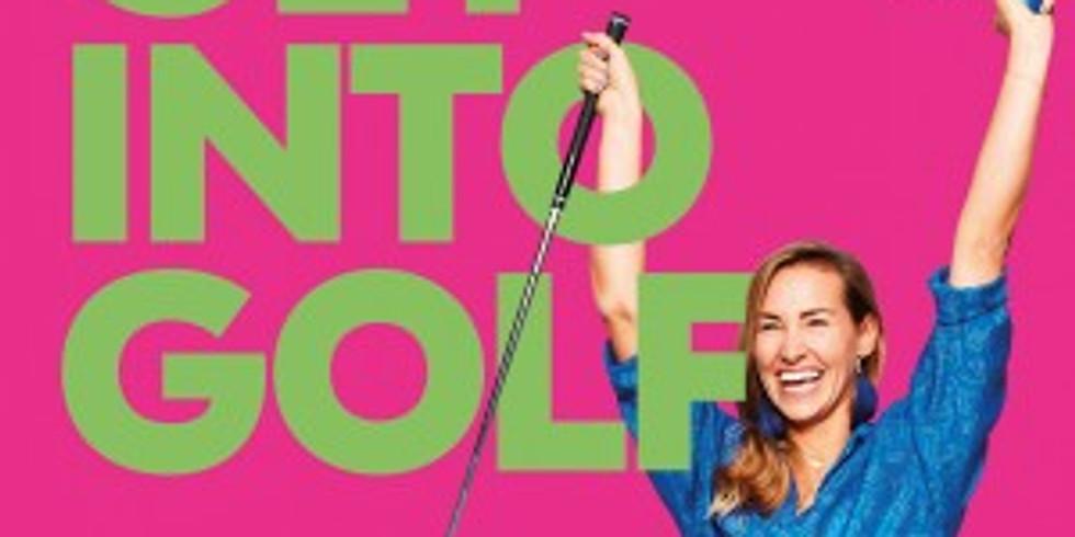 Ladies Get into Golf Class