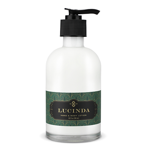 No. 13 Lucinda • Elderflower Cordial