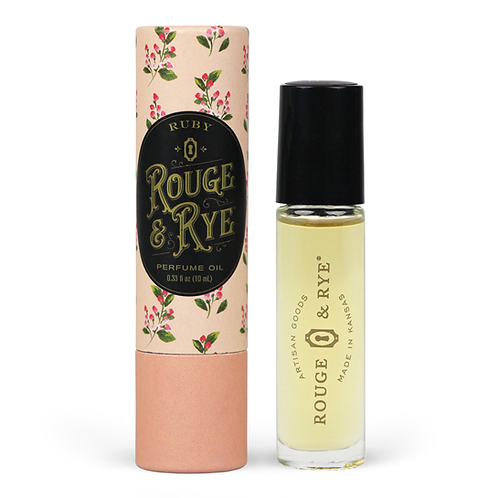 No. 2 Ruby • Raspberry, Rose and Peach