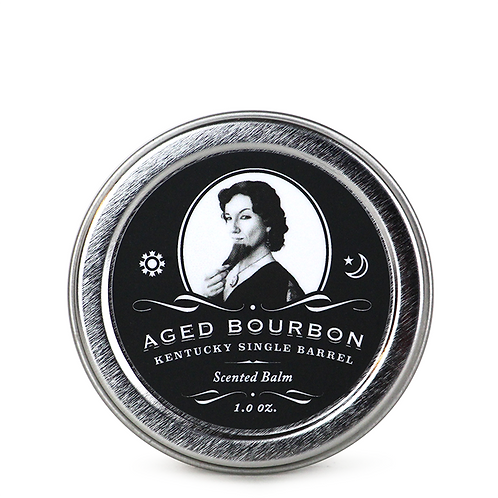 Aged Bourbon Scented Balm
