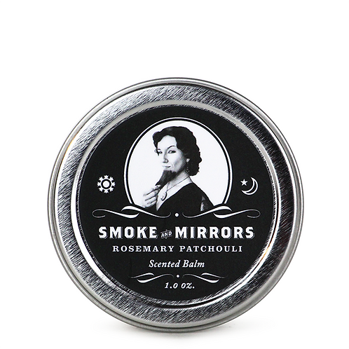Smoke and Mirrors Scented Balm