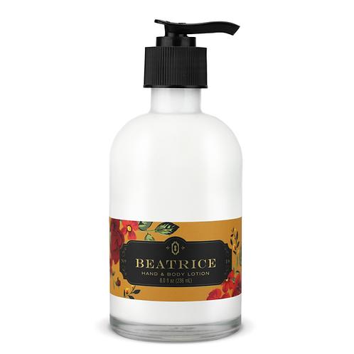 No. 18 Beatrice • Coconut Caramel Rose