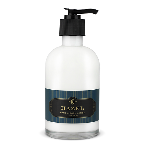 No. 4 Hazel • Tobacco, Vanilla and Rose
