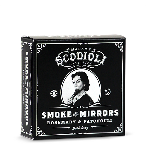 Smoke and Mirrors Soap