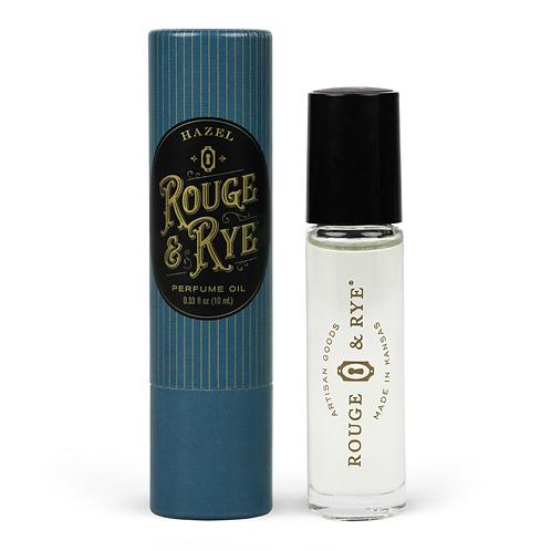 No. 4 Hazel • Tobacco, Vanilla and Rose