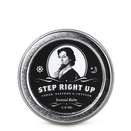 Step Right Up Scented Balm