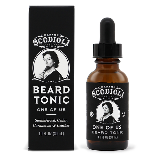 One of Us Beard Tonic
