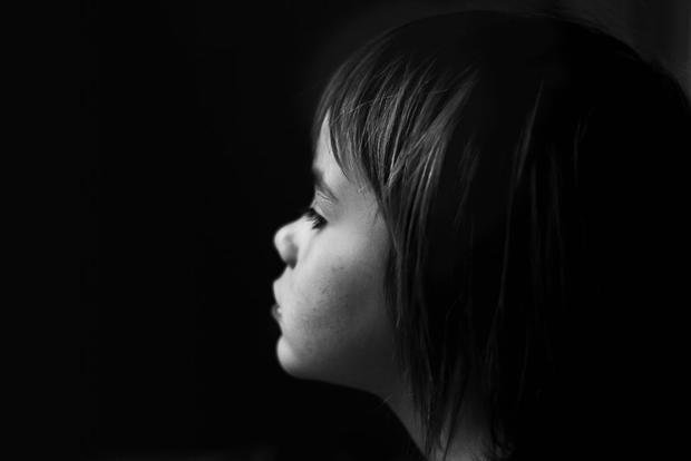 Eve Robinson age 3