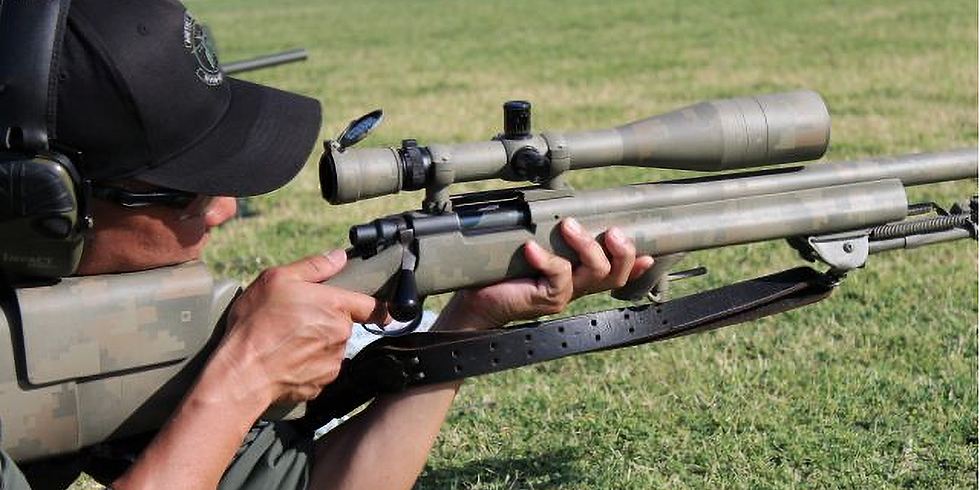 Basic Sniper Course 21-1