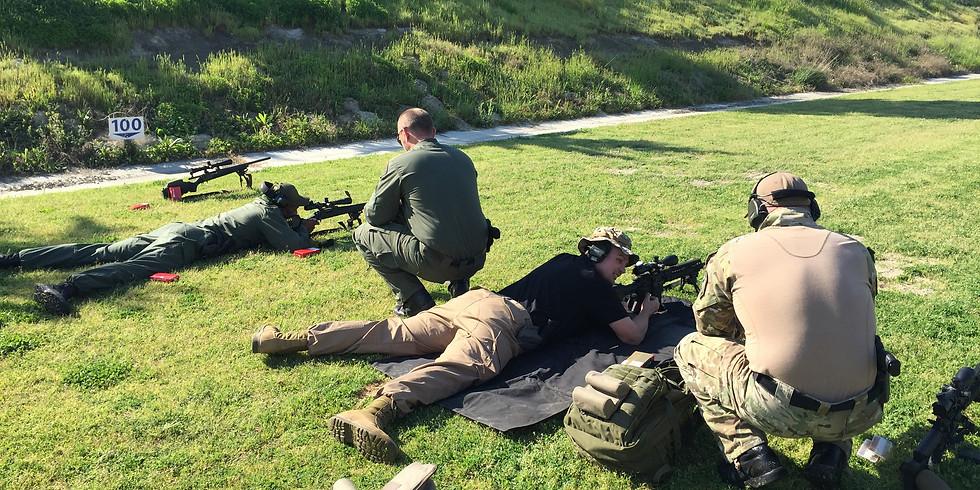 Sniper Instructor Development Course (3 days)