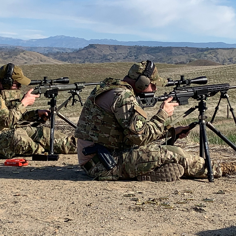 Basic Sniper Course 21-3