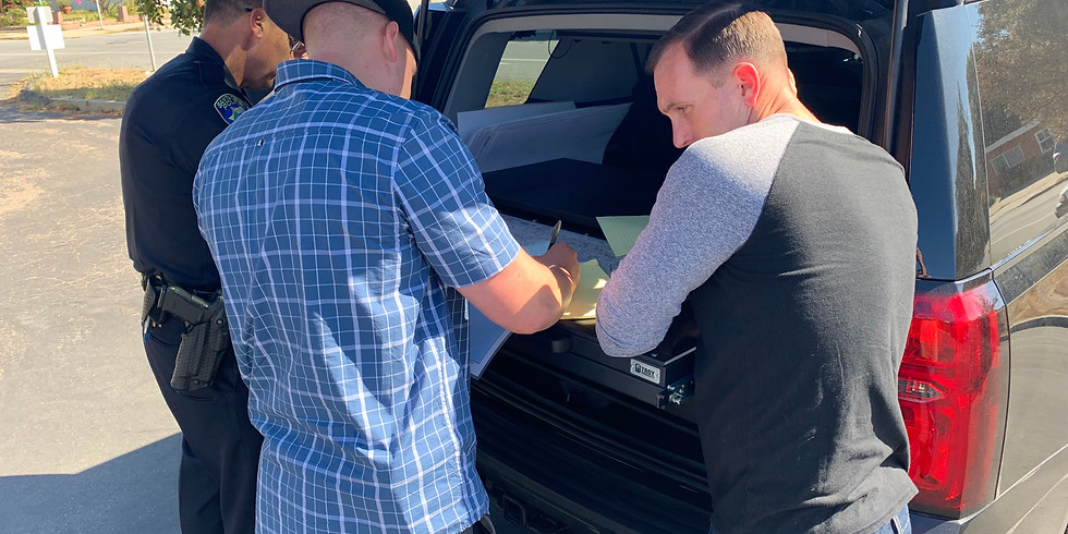Tactical Mission Planning Course - Kingsburg, CA