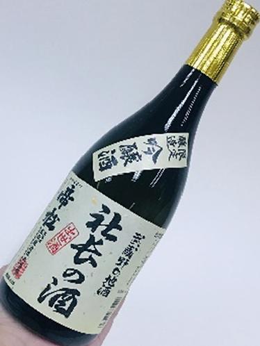 帝松   吟醸 社長の酒      180ml