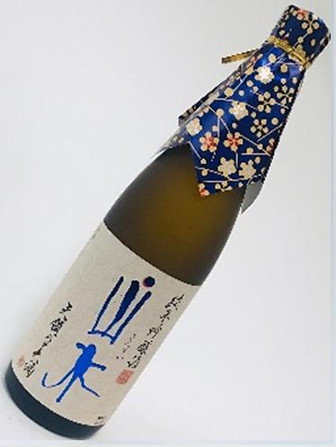 山水 純米吟醸   720ml