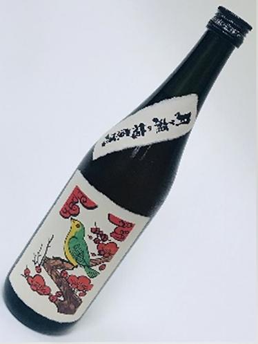 八木酒造   月ヶ瀬の梅原酒  720ml