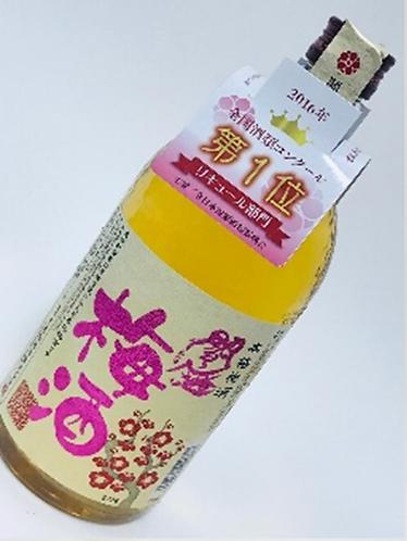 閻魔    本格梅酒  720ml